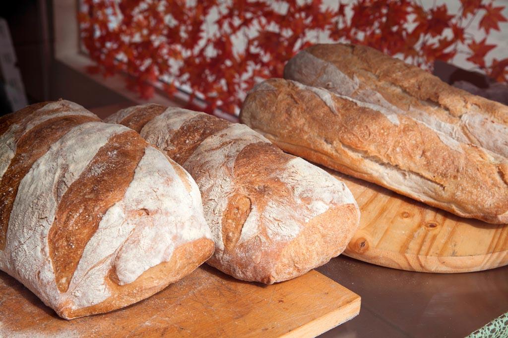 Il buon pane italiano che rarit miamitiamo - Diversi tipi di pane ...