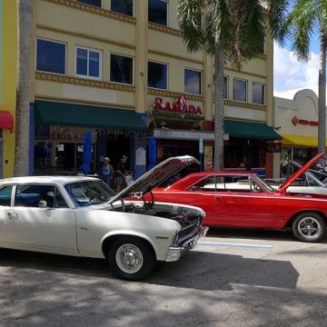 Classic Car Hollywood