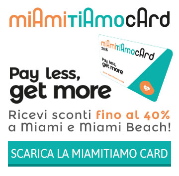 MiamiTiamo Card