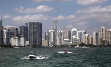 Miami dal mare