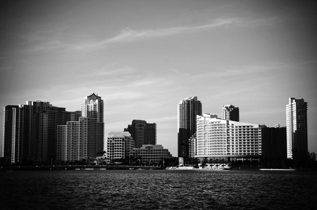 Miami B/N