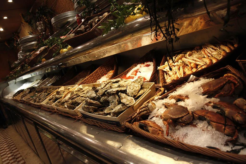 Ristoranti di pesce
