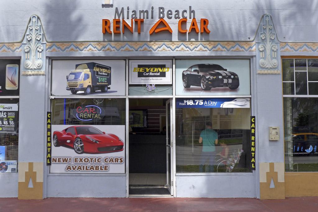 Beyond Car Rental